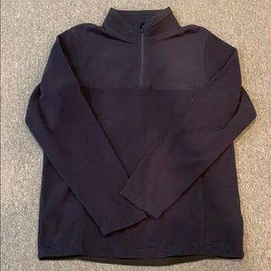 Exofficio Men's 1/4 Zip Mid-weight Fleece Sweater